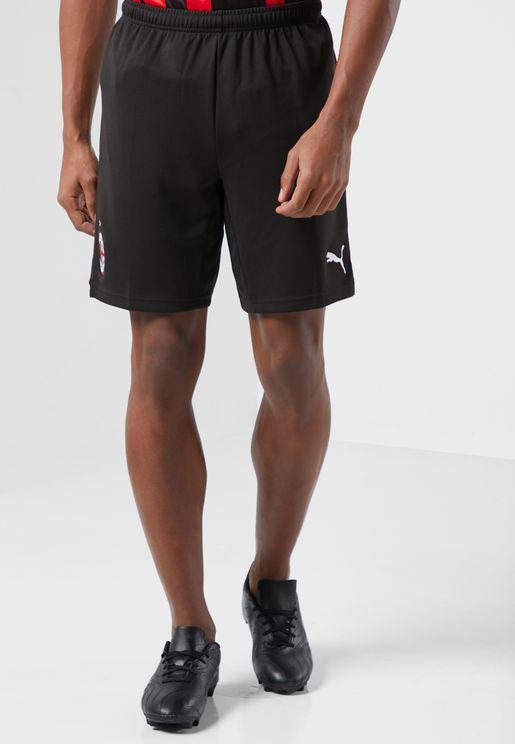 Ac Milan Home Replica Shorts