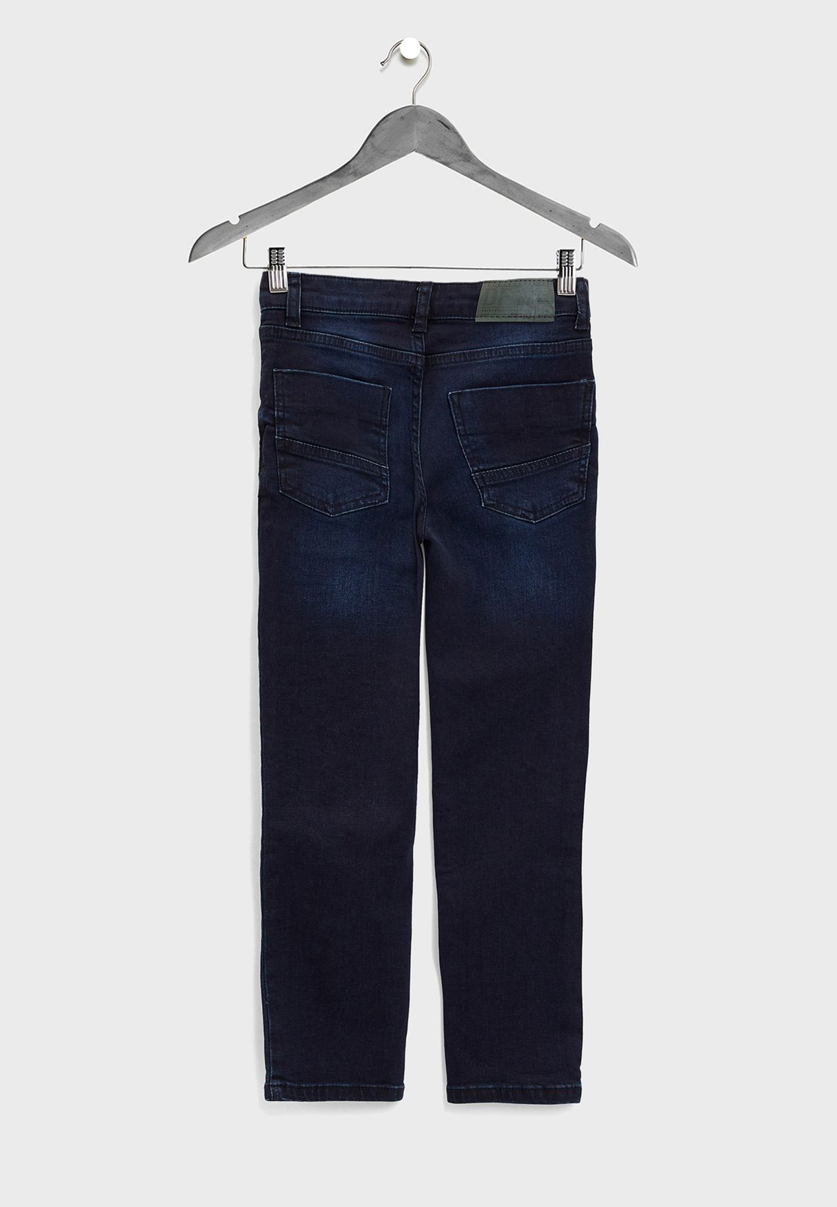 Kids Mid Wash Denim Jeans