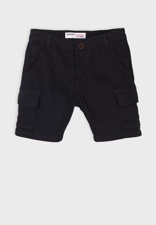 Teen Basic Combat Shorts