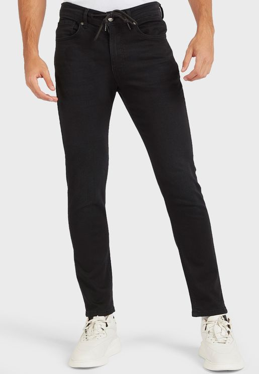 Rinse Wash Slim Fit Jogg Jeans