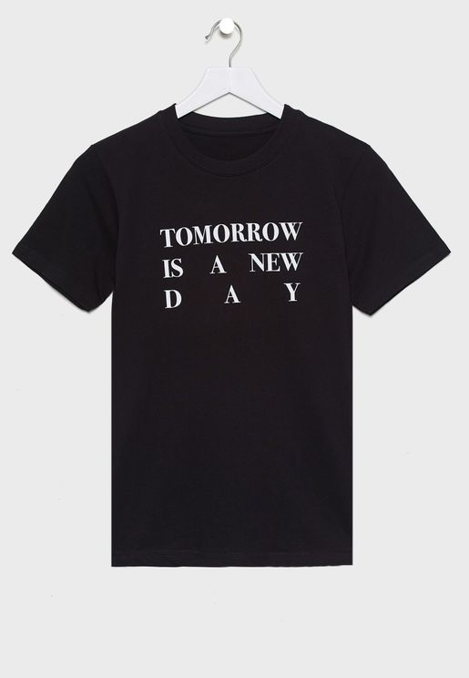 Youth New Day T-Shirt