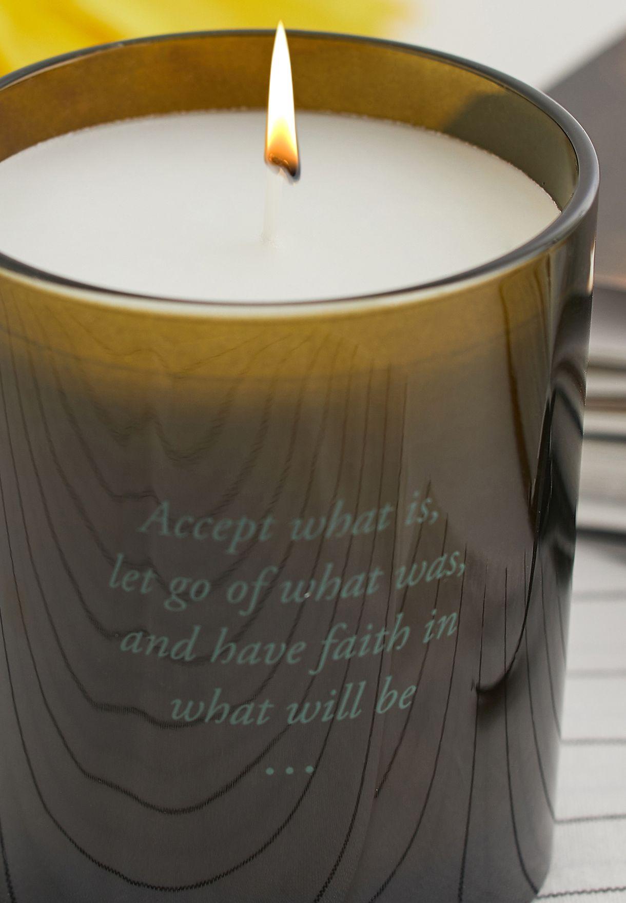 شمعة عطرية - ذا ريتشوال اوف داو