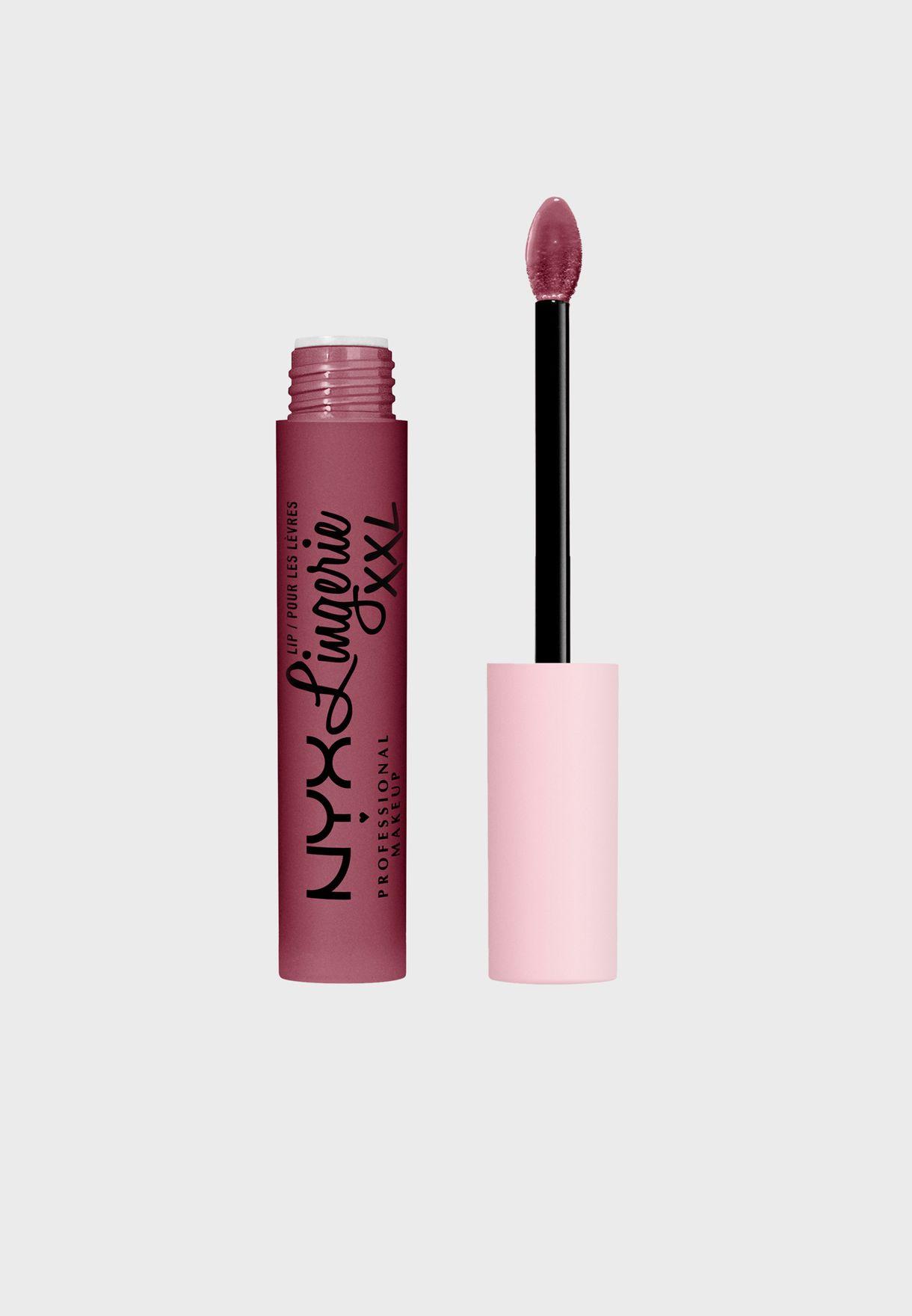 Lip Lingerie Xxl  Liquid Lipstick Busted