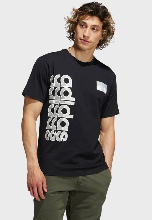 Play Badge Logo T-Shirt