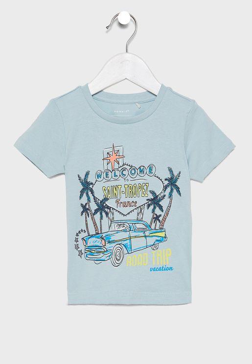 Kids Facay T-Shirt