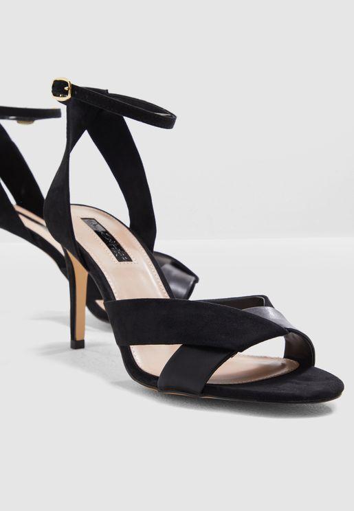 Hilda Cross Over Sandal
