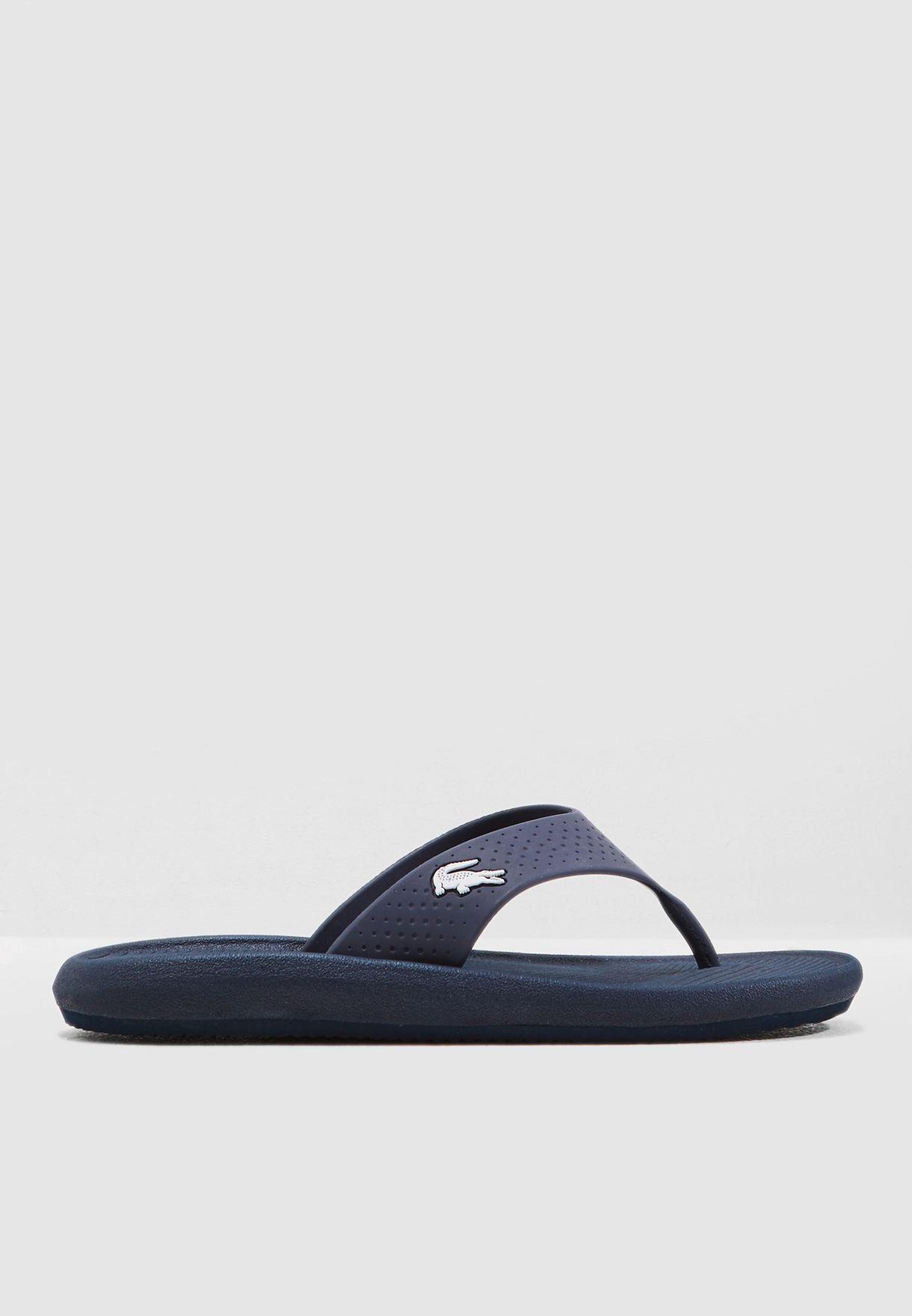 Croco Sandal
