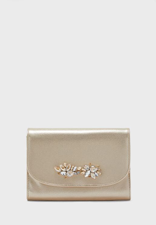 Embellished Party Clutch