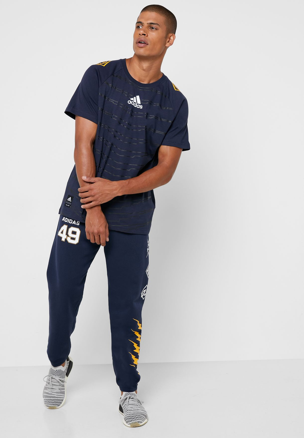 ID Graphic Sweatpants