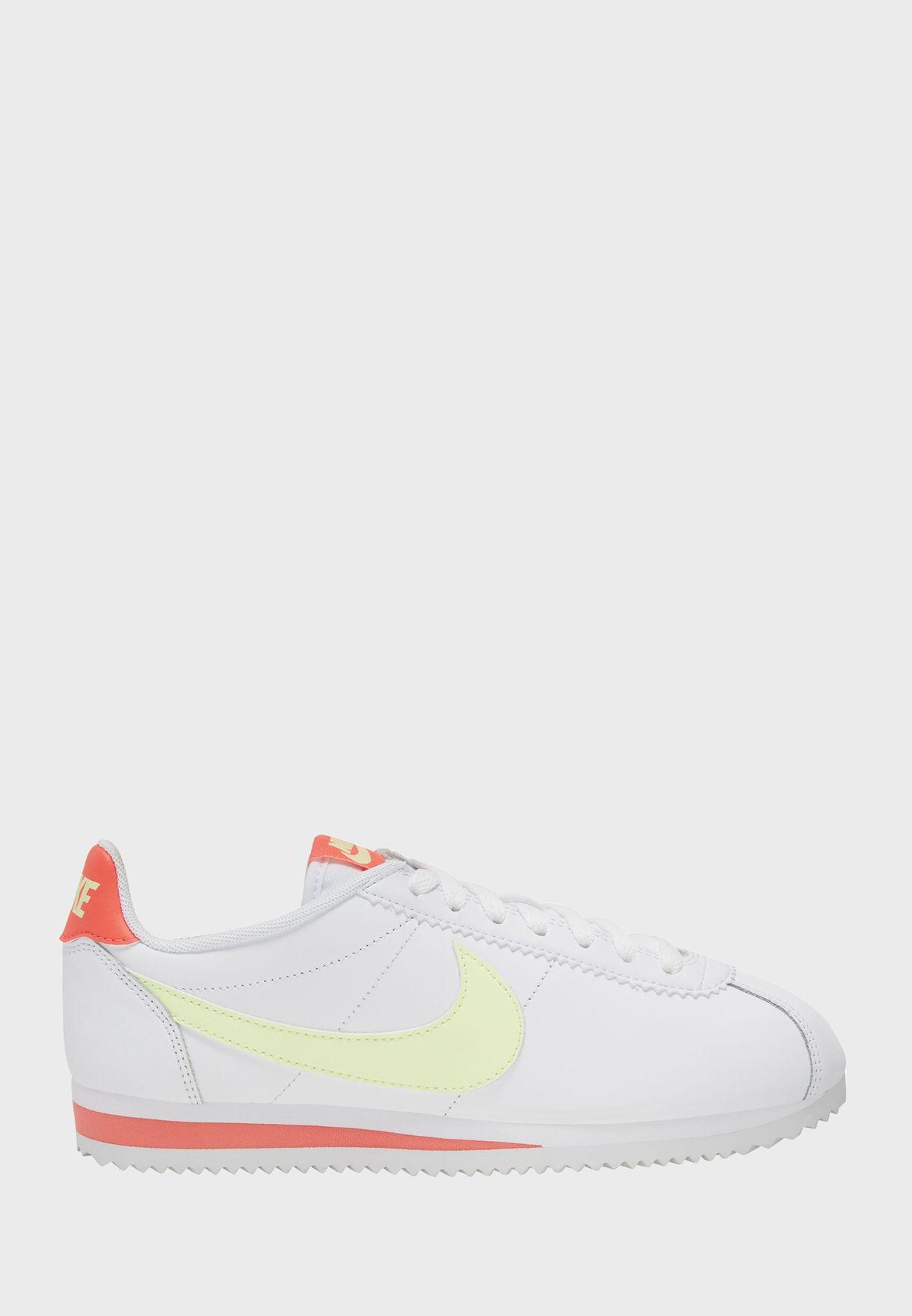 حذاء كلاسيك كورتيز جلد