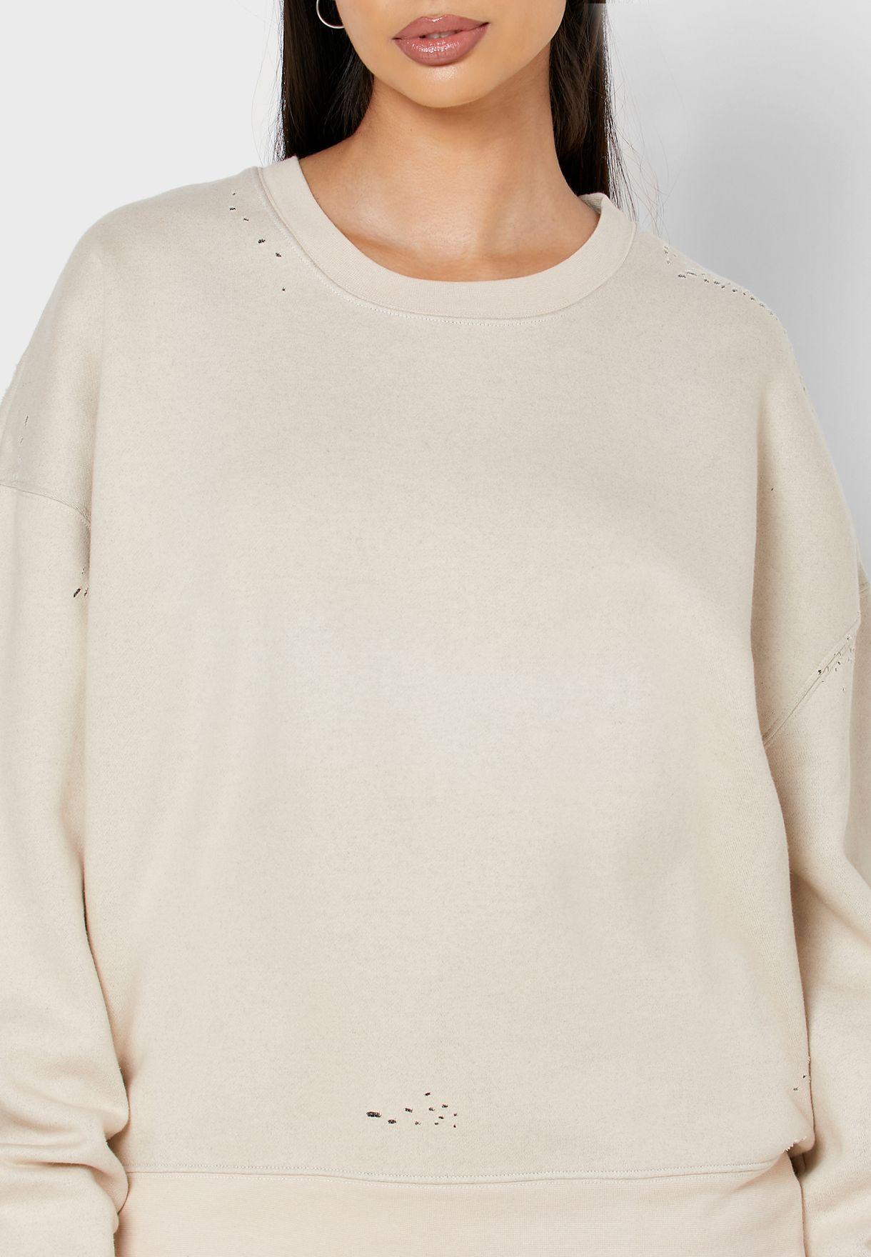 Classic Oversized Sweatshirt