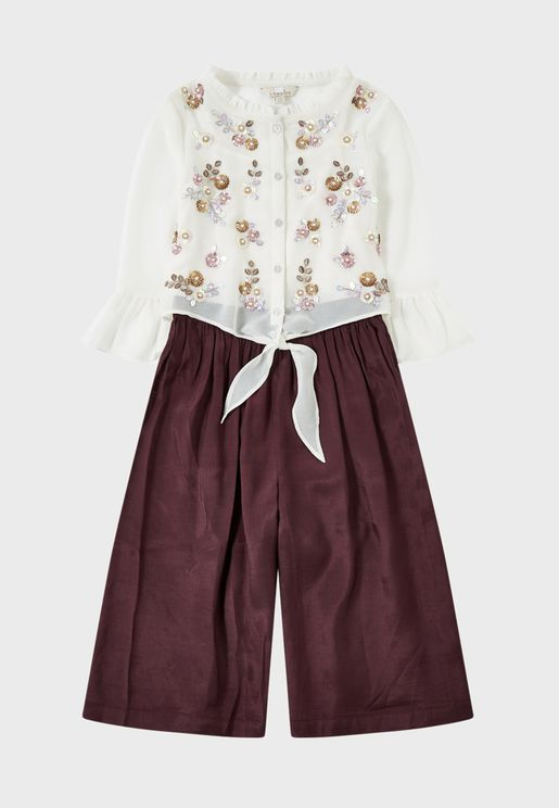 Youth Carole Lee Jumpsuit