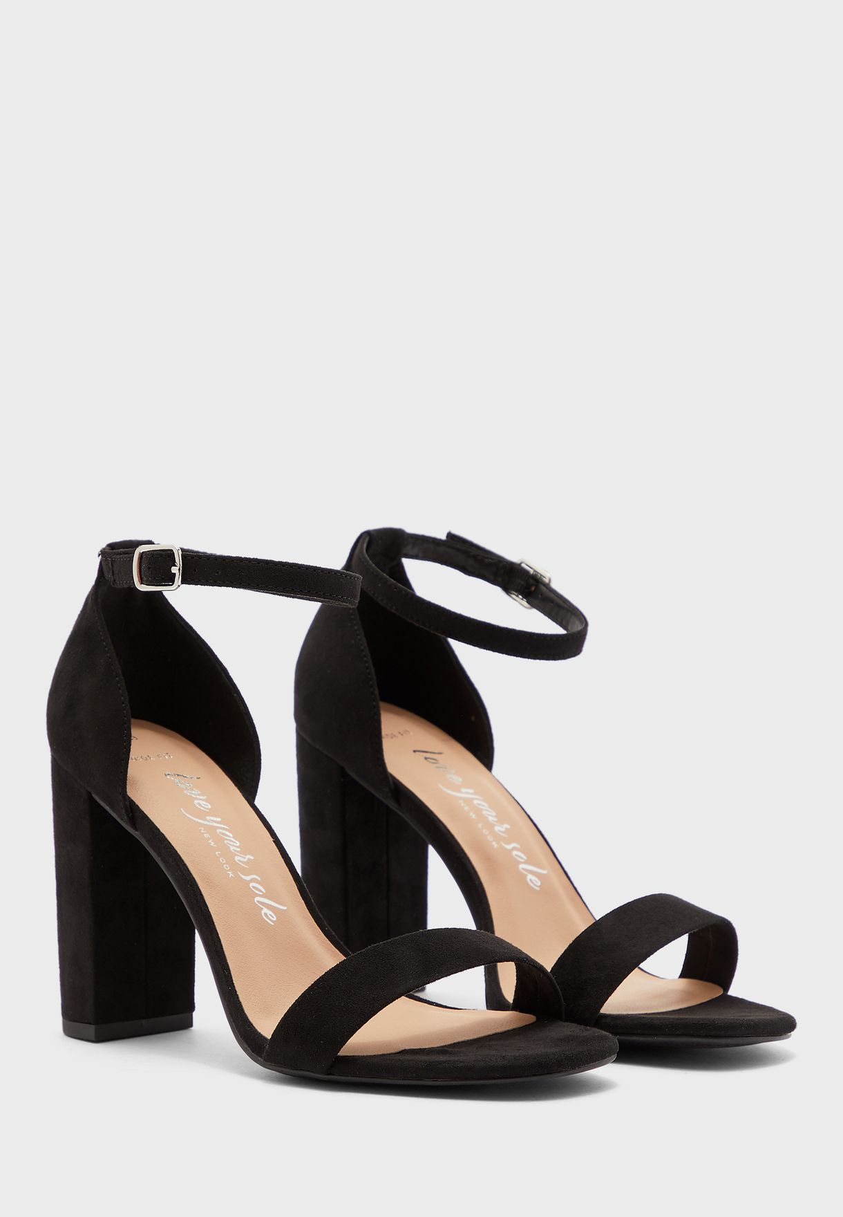 Wide Fit Varona Ankle Strap Sandal