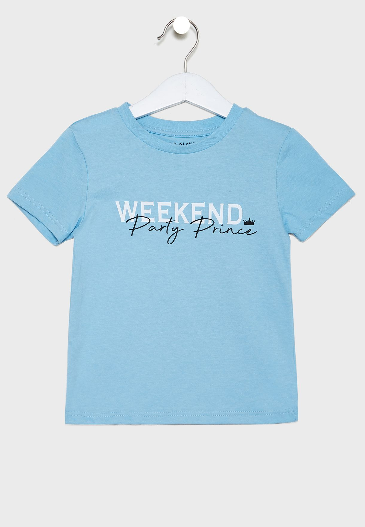 Kids Weekend Party Prince T-Shirt