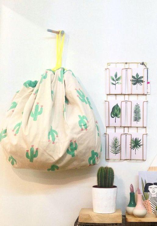 Cactus Bag & Playmat