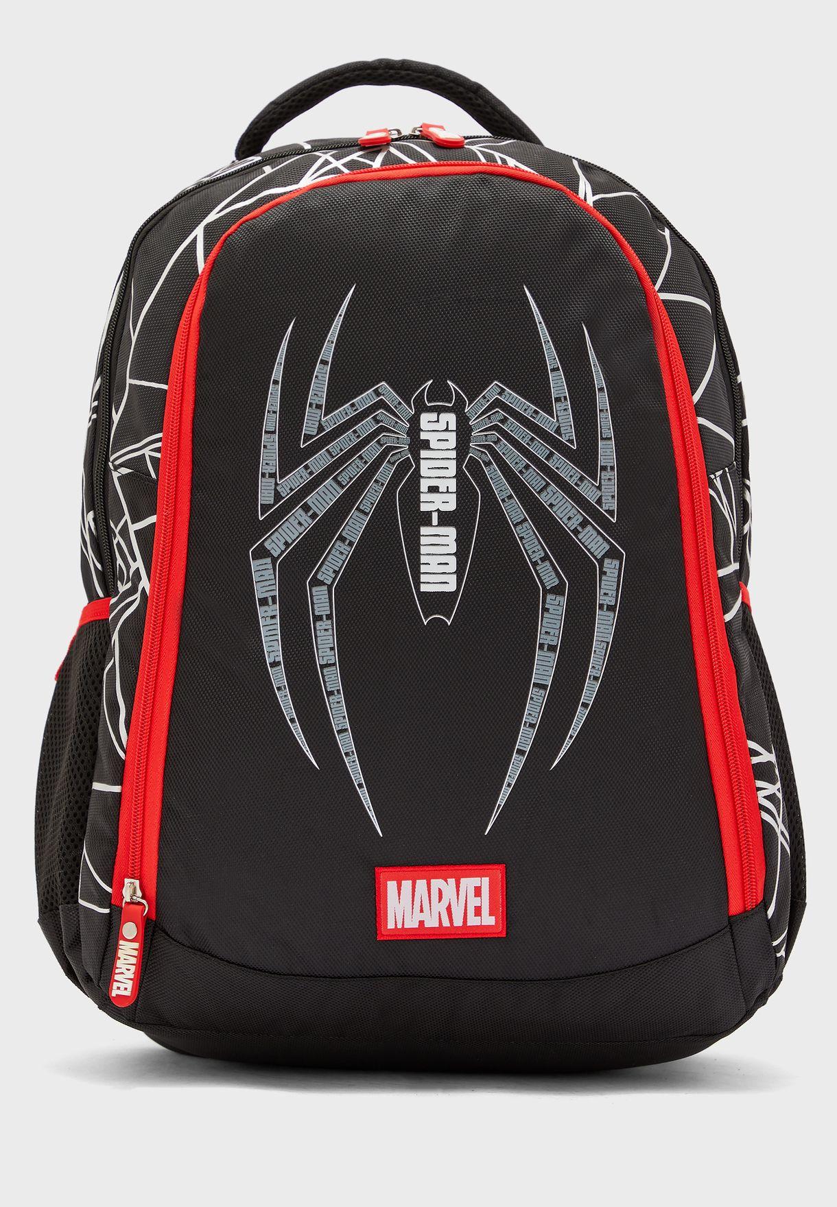 "Spiderman - Web 18"" Backpack"