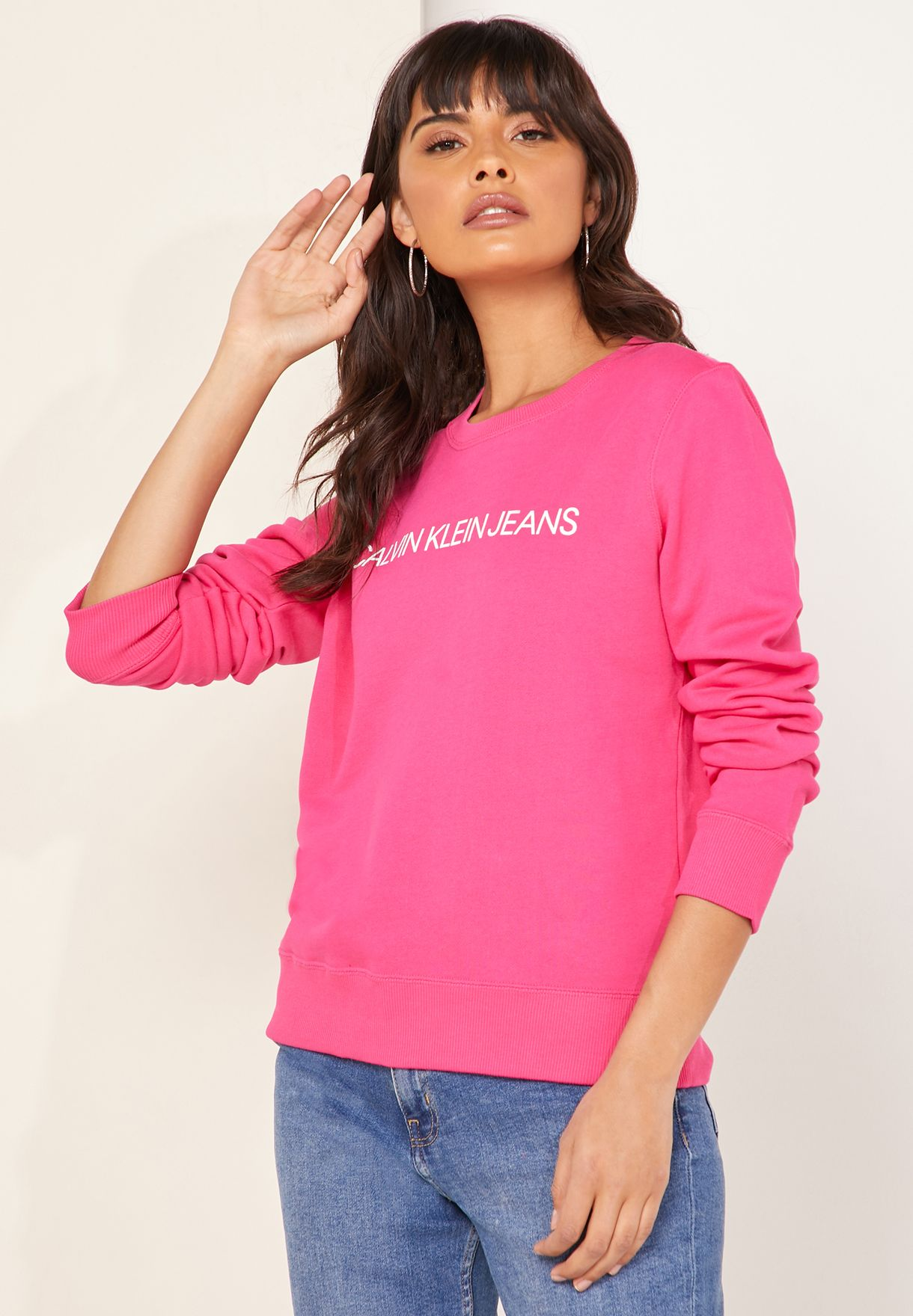 Institutional Logo Sweatshirt