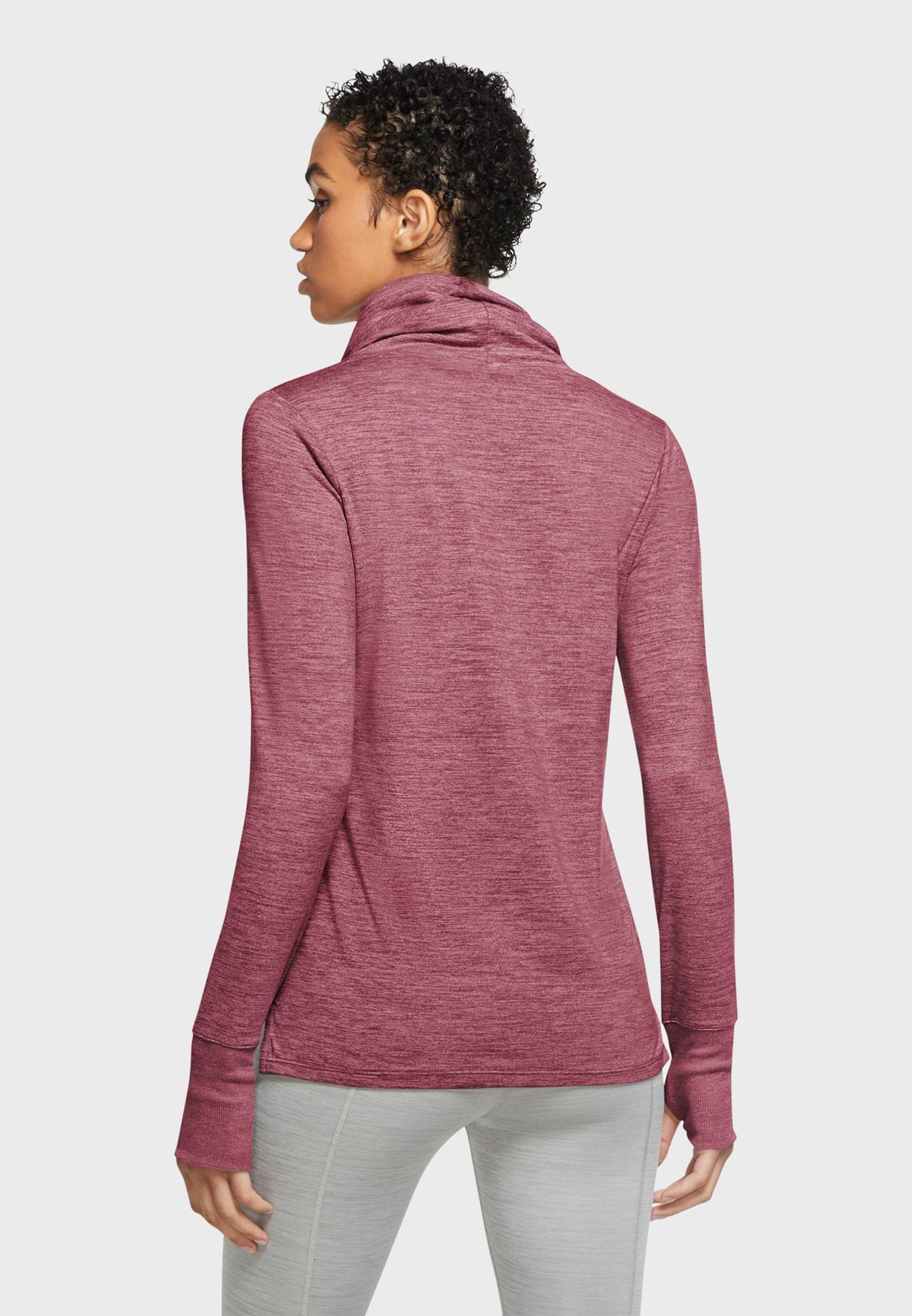 Essential Yoga Core Sweatshirt