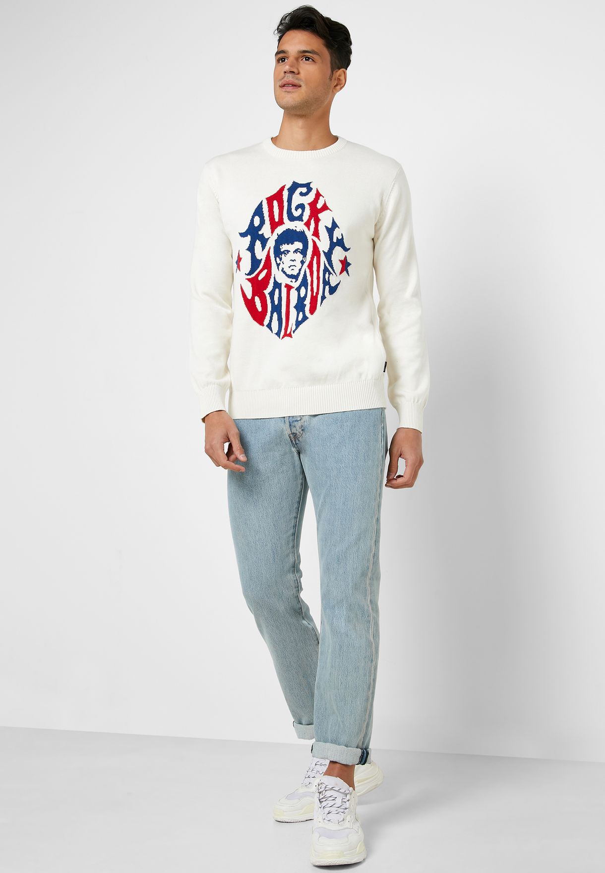 Rocky Balboa Sweater