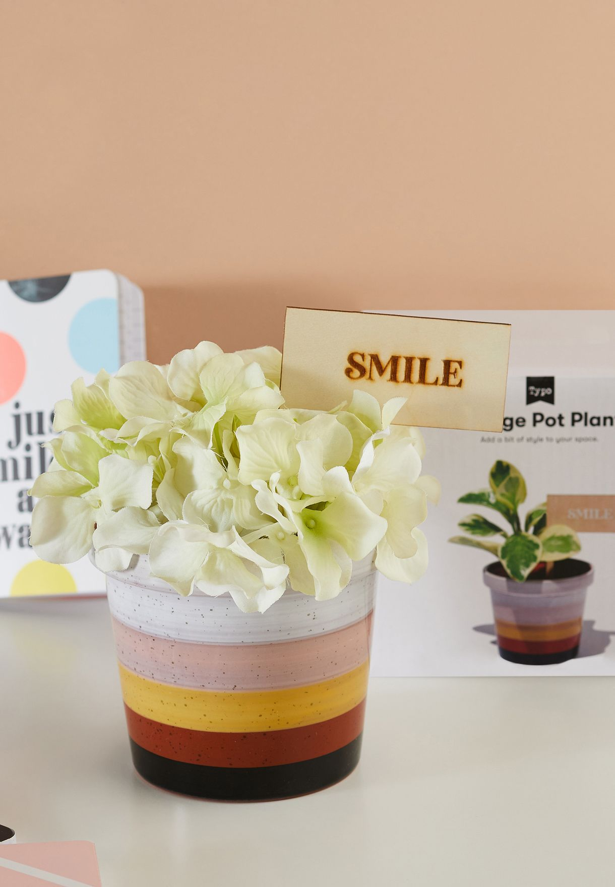 Message Pot Planter