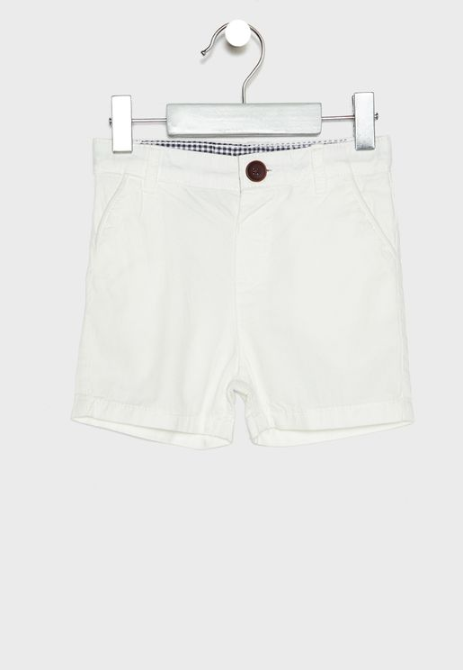 Infant Essential Bermuda Shorts