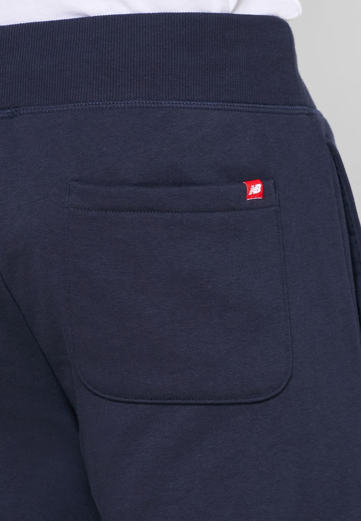 Essential Stacked Logo Sweatpants
