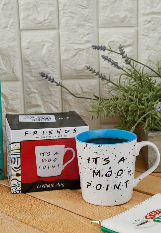 Friends Moo Point Mug