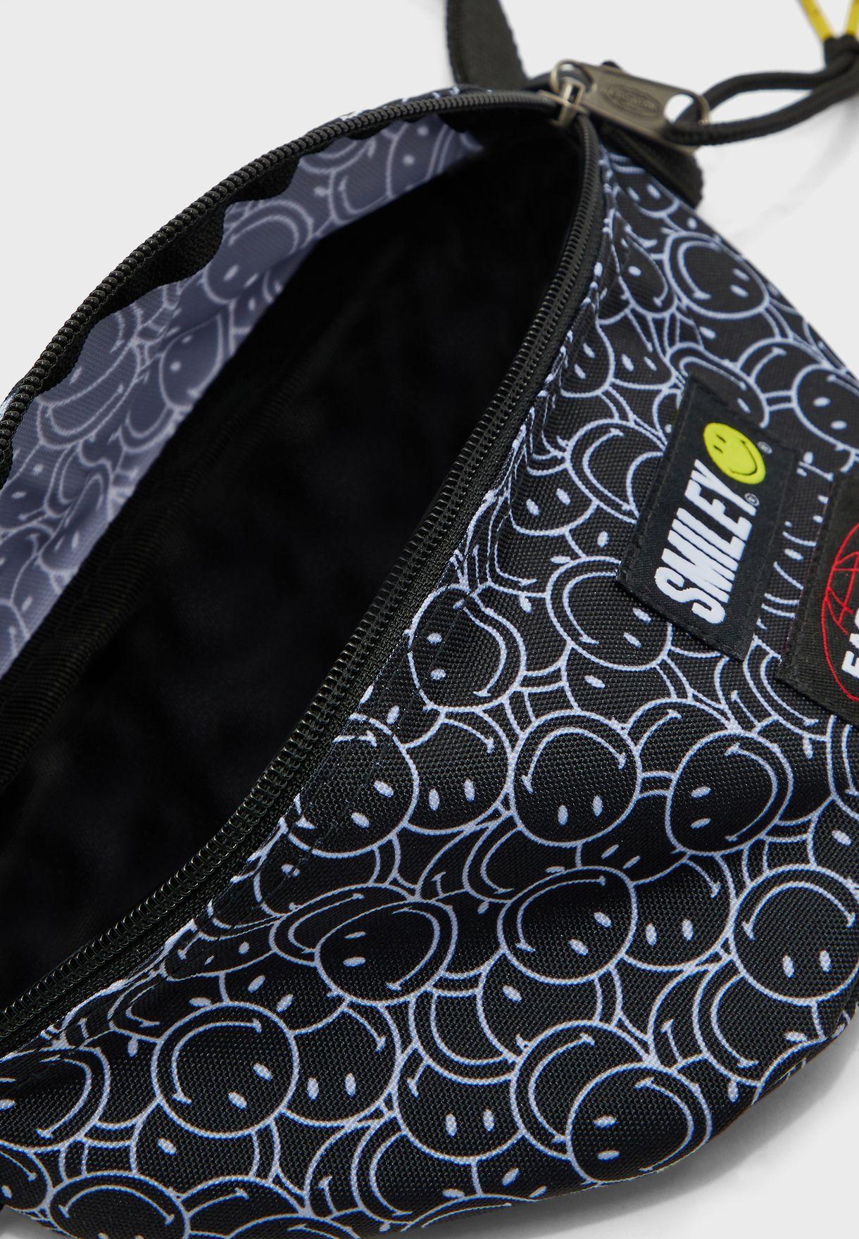 Springer Smiley Messenger Bag