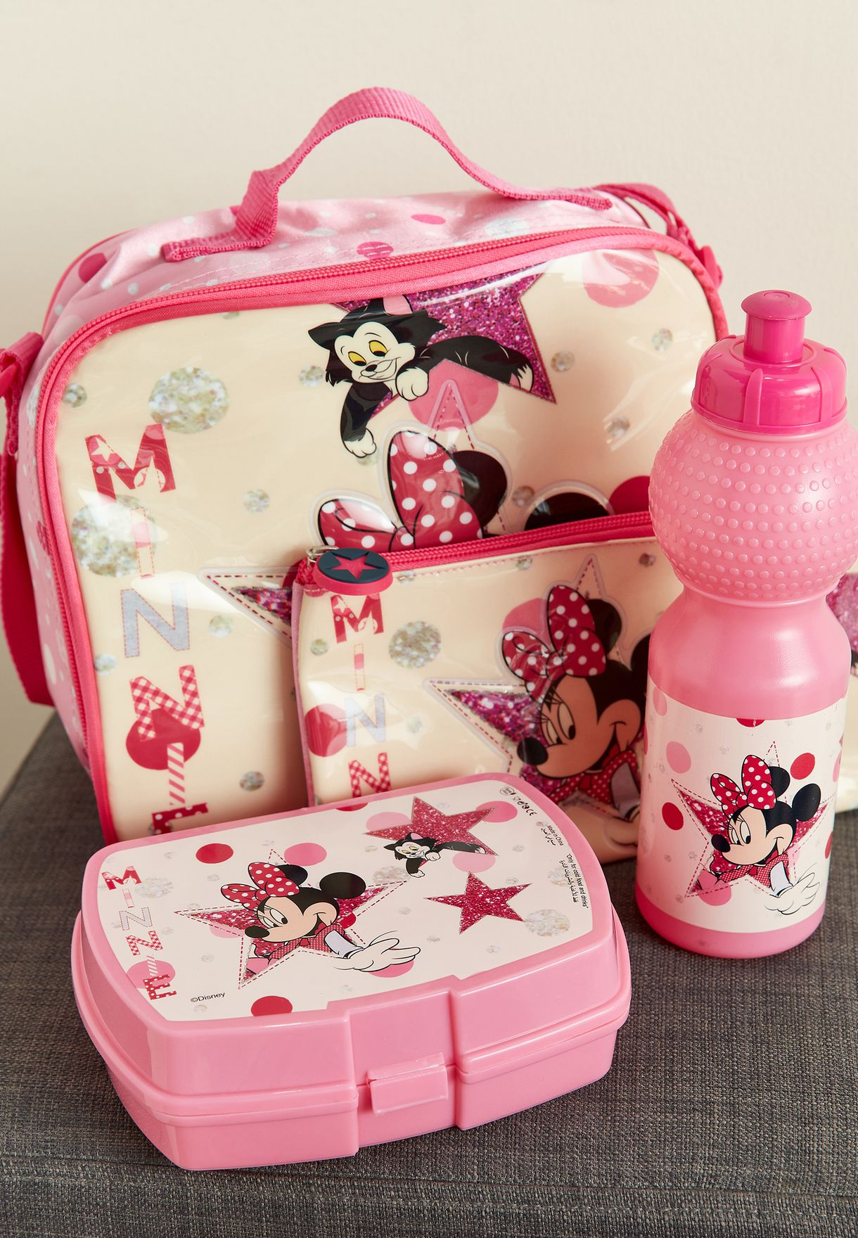 School Trolley Bag Set