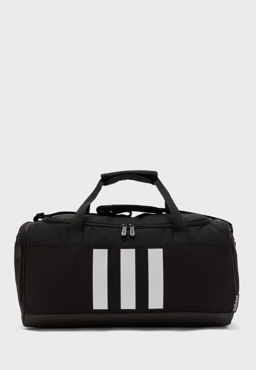 Essentials 3 Stripes Sports Unisex Duffel Bag