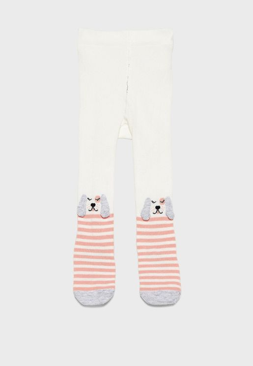 Infant Striped Socks