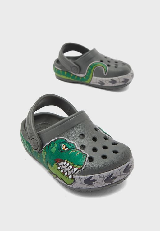Kids Dino Band Sandal