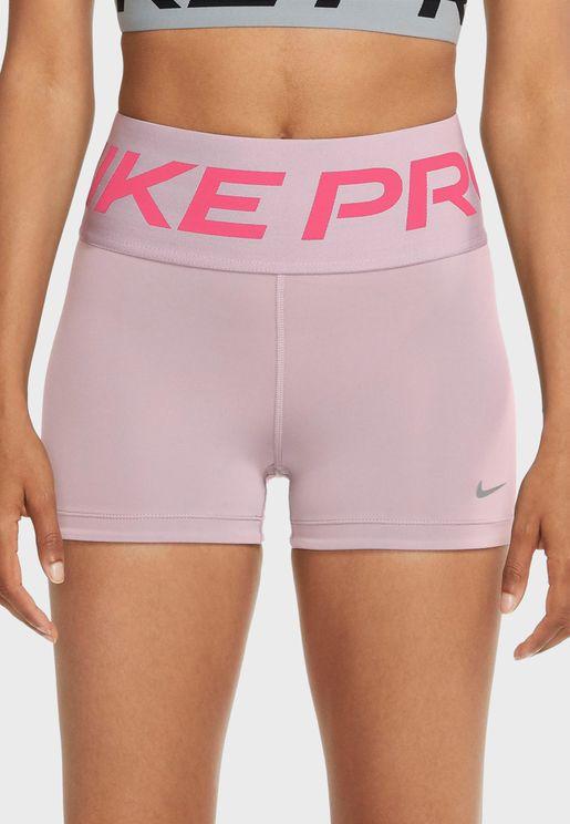 """3"""" Pro Shorts"""