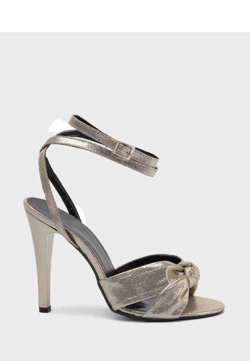 Slingback High Heel Sandal