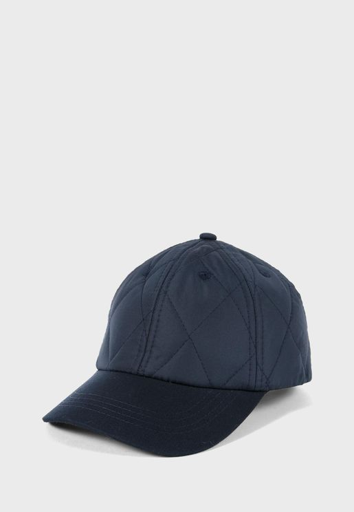 Kids Quilted Cap