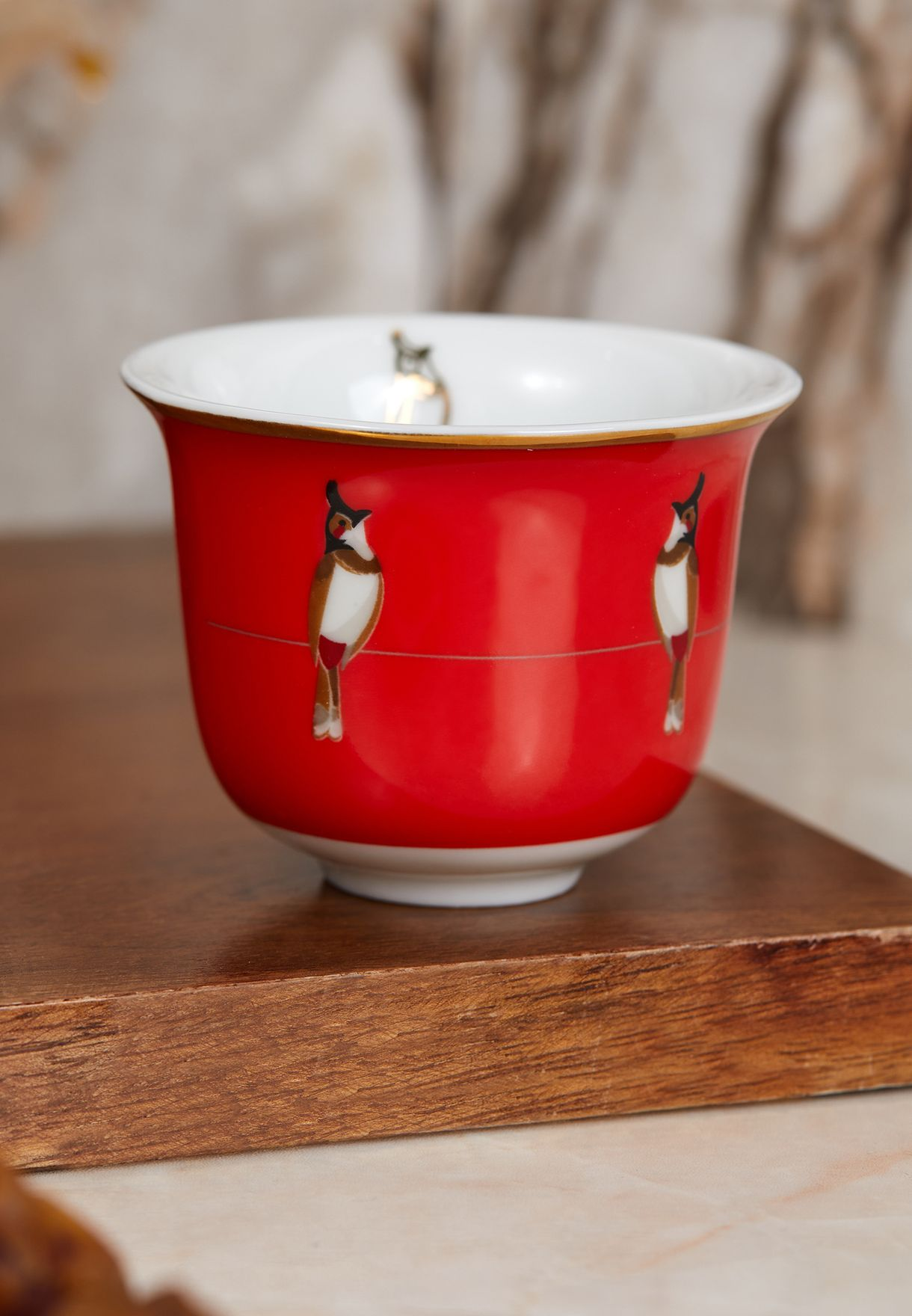 Sarb Arabic Coffee Cup - Bulbul