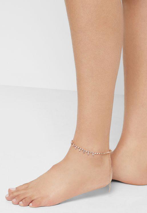 Celyndra Delicate Anklet