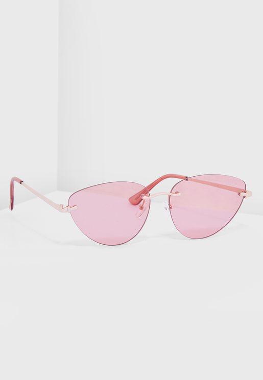 Brenda Shape Sunglasses