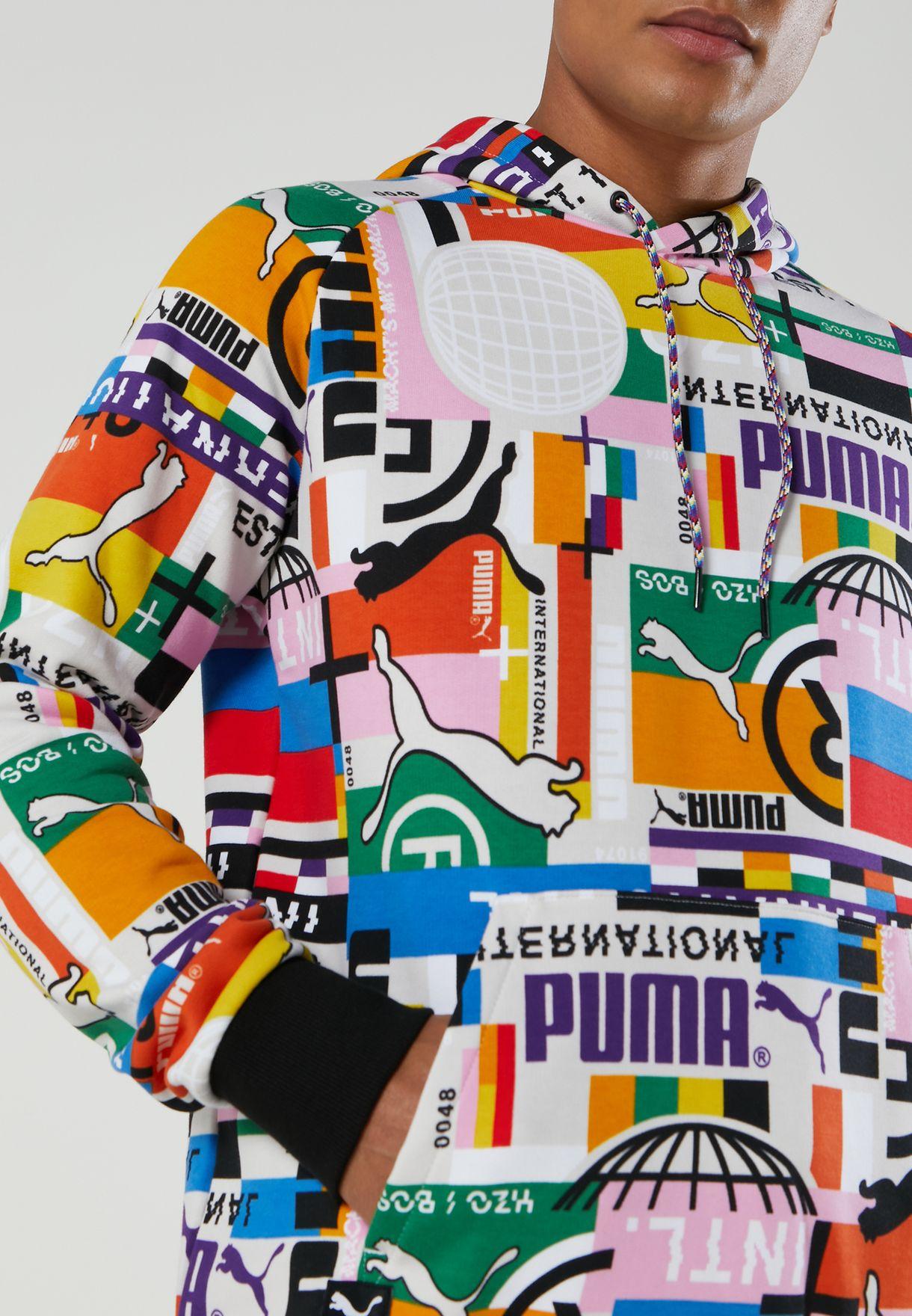 International Game men sweater