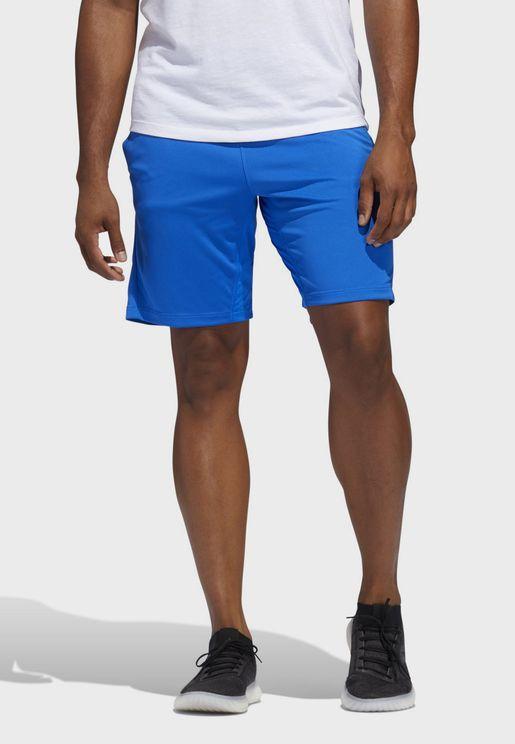 3 Stripe Knit Shorts