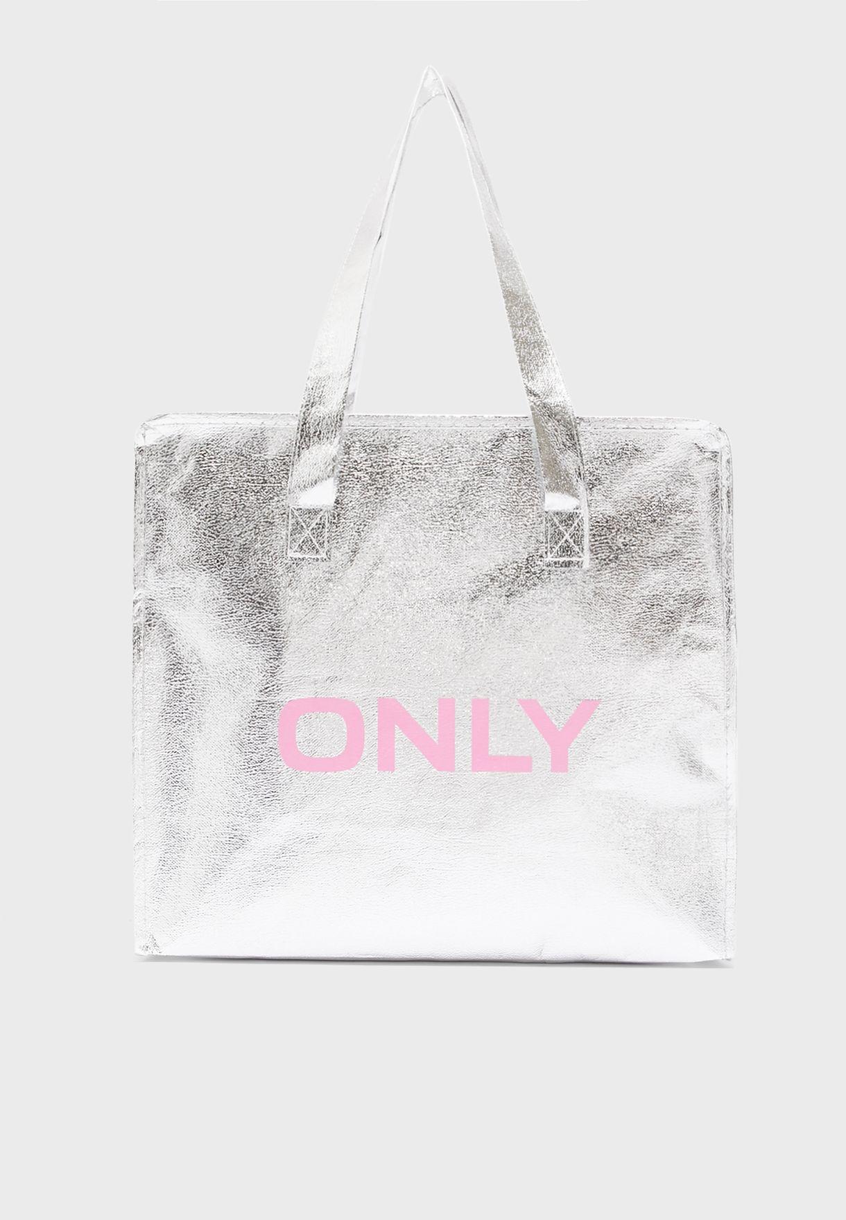 Foil Printed Shopper
