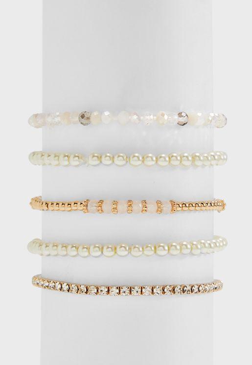 Bethnal Bracelets Set