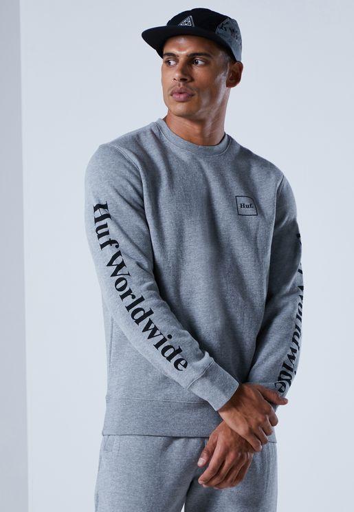 Essential Domestic Sweatshirt