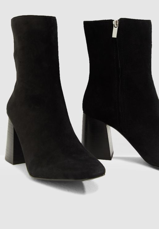 a0f7985cf5f9 Heidi High Ankle Boot