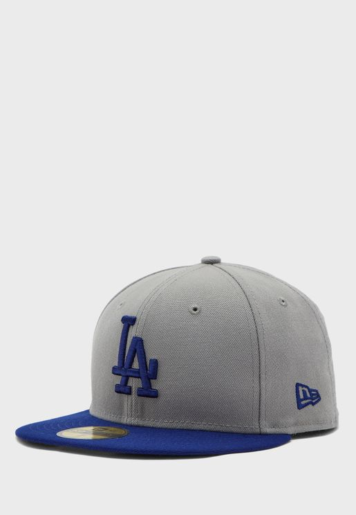 59Fifty Los Angeles Dodgers Cap