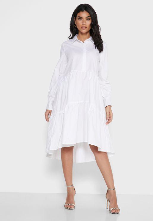 فستان من مجموعة ايكو اوير