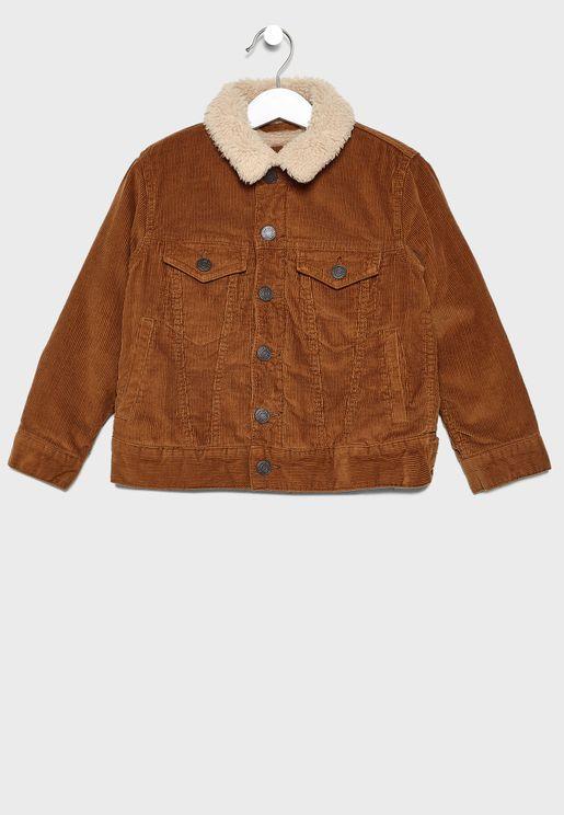 Infant Sherpa Jacket