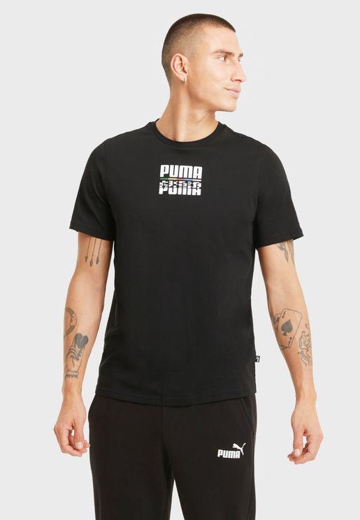 Core men t-shirt