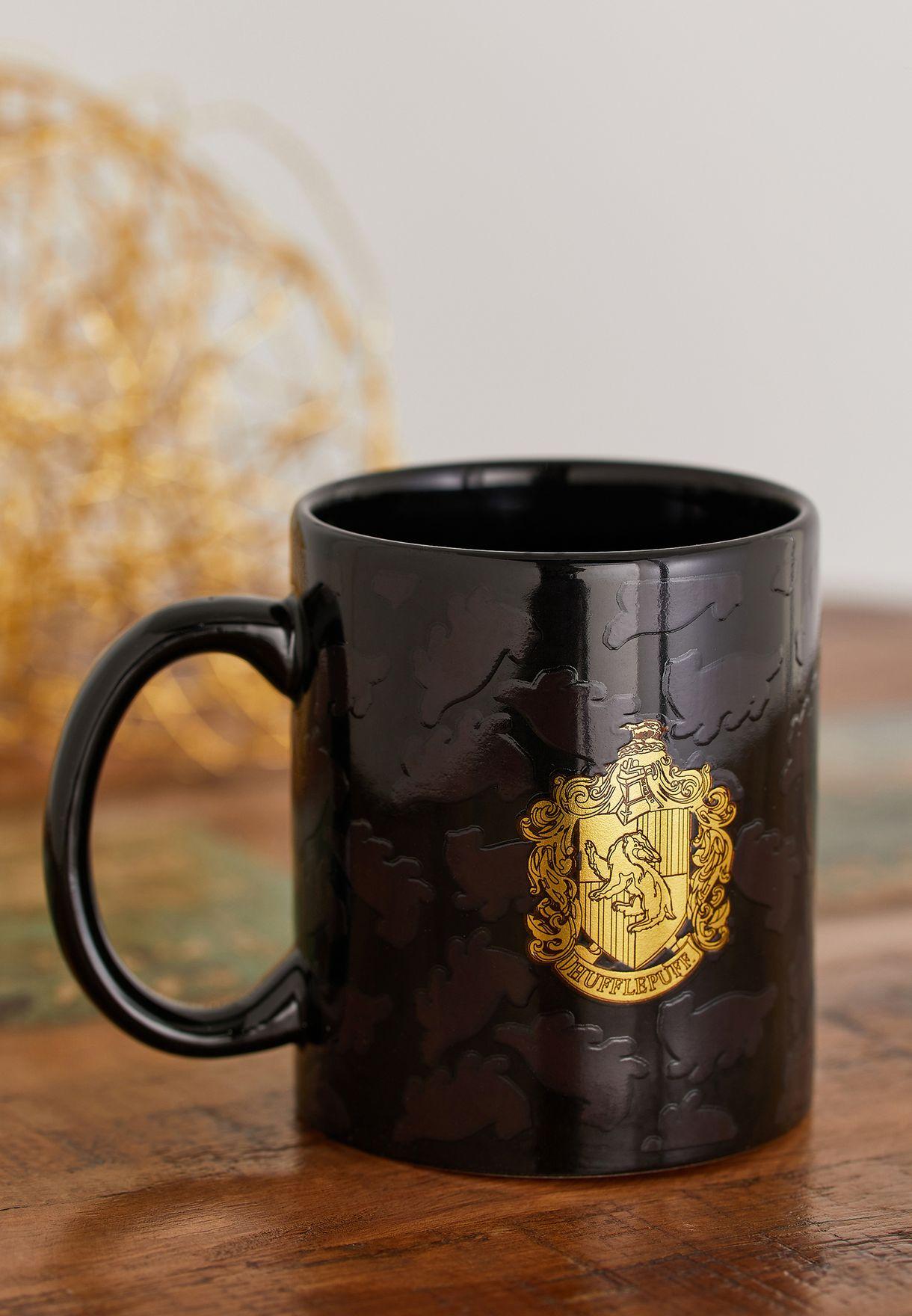Harry Potter Hogwarts Hufflepuff Heat Change Mug