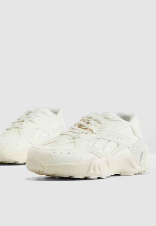 حذاء ازترك دبل من مجموعة جيجي حديد